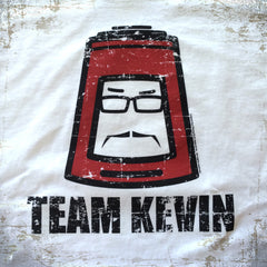 Team Kevin tee - The Flying Pork Apparel Co.