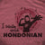 Speak Hondonian tee