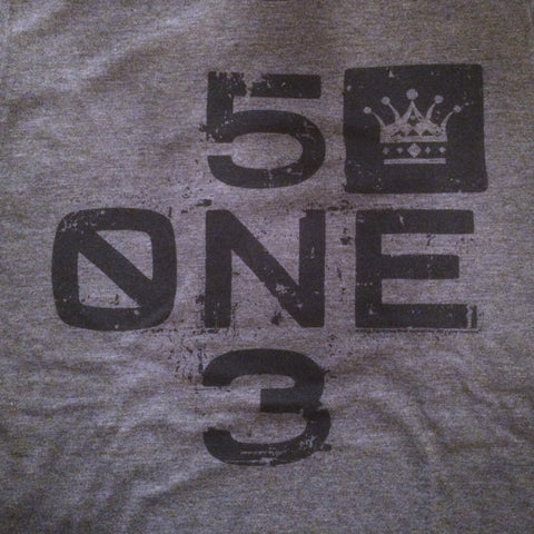 Cincy 5one3 tee/tank