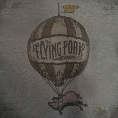 FPA Bloon tee - The Flying Pork Apparel Co.