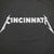 Cincinnata Band tee. - The Flying Pork Apparel Co.