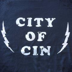 City of Cin tee - The Flying Pork Apparel Co.