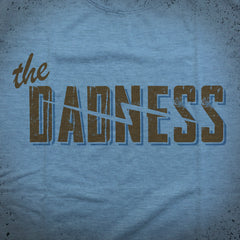 The Dadness tee - The Flying Pork Apparel Co.