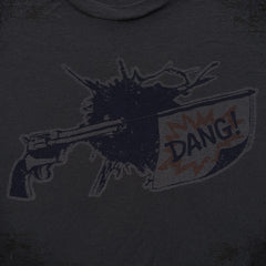 Dang Gun tee - The Flying Pork Apparel Co.