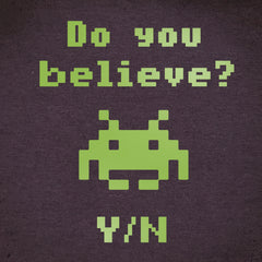Do You Believe? tee