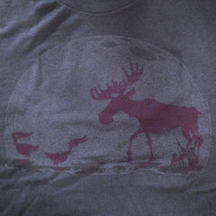 Duck Duck Moose tee - The Flying Pork Apparel Co.