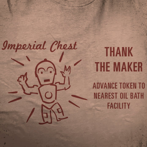 Thank the Maker tee
