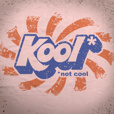 Kool Not Cool tee