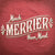 Much Merrier tee - The Flying Pork Apparel Co.