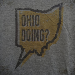 Ohio Doing tee - The Flying Pork Apparel Co.