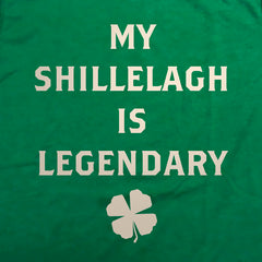 Shillelagh tee - The Flying Pork Apparel Co.