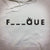 F_ _ _QUE hoodie - The Flying Pork Apparel Co.