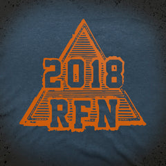 2018 RFN tee. - The Flying Pork Apparel Co.