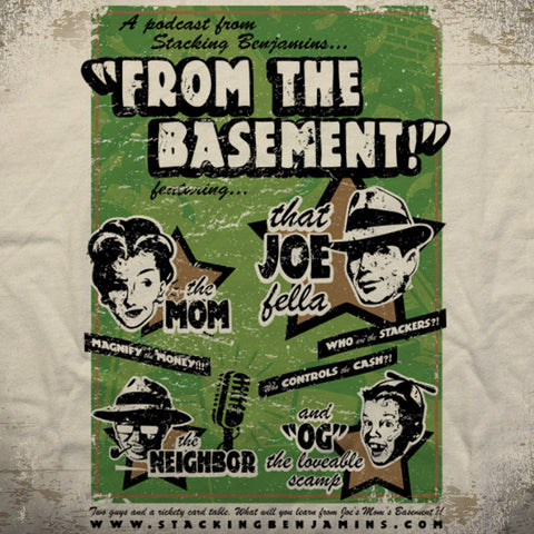 The Basement tee