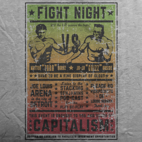 Fight Night tee