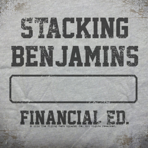 Financial Ed tee