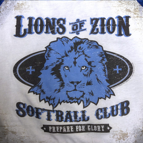 Lions of Zion Team tee.