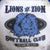 Lions of Zion Team tee. - The Flying Pork Apparel Co.