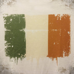 Irish Flag 2015 tee - The Flying Pork Apparel Co.