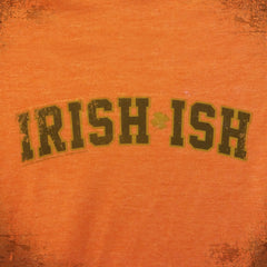 Irish-ish Clover tee - The Flying Pork Apparel Co.