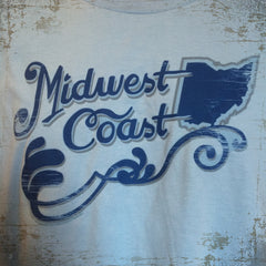 Midwest Coast tee - The Flying Pork Apparel Co.