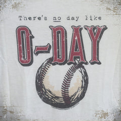 No Day Like O-Day tee - The Flying Pork Apparel Co.