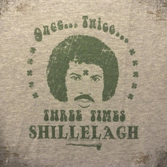 3 Times Shillelagh tee - The Flying Pork Apparel Co.