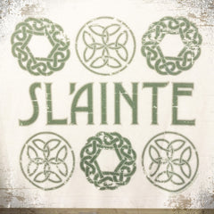 Slainte Celtic tee - The Flying Pork Apparel Co.