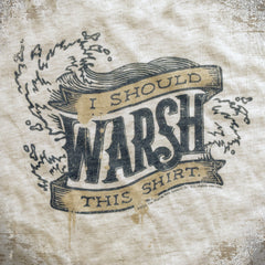 Warsh This tee - The Flying Pork Apparel Co.