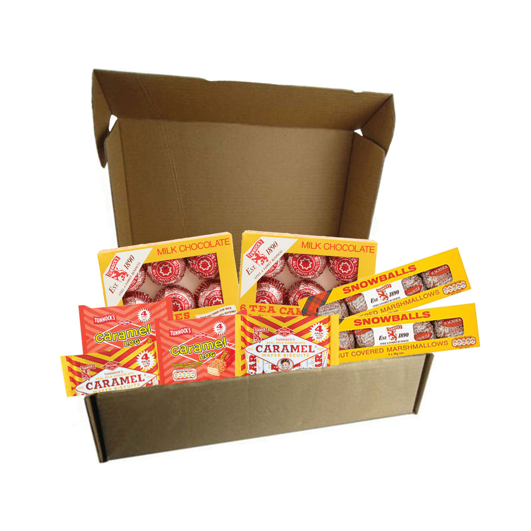 The Tunnock's Box - The Scot Box