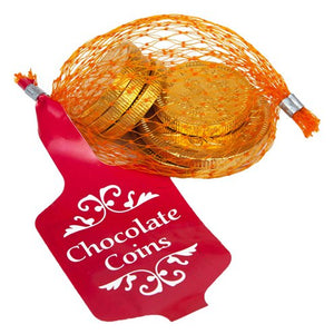 Chocolate Coins Net 25g