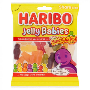 Haribo Jelly Babies Big Bag 160g