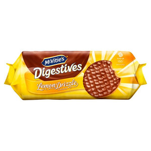 McVities Digestives Lemon Drizzle - Big Pack 243g