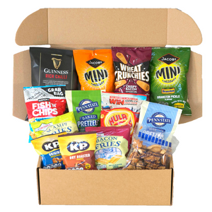 The Beer Snacks Box