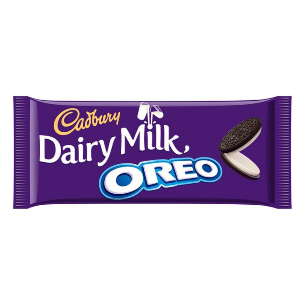 Cadbury Dairy Milk Oreo Big Bar 120g