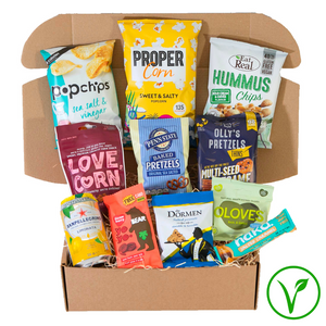 The Healthy Snack Box (Vegan)
