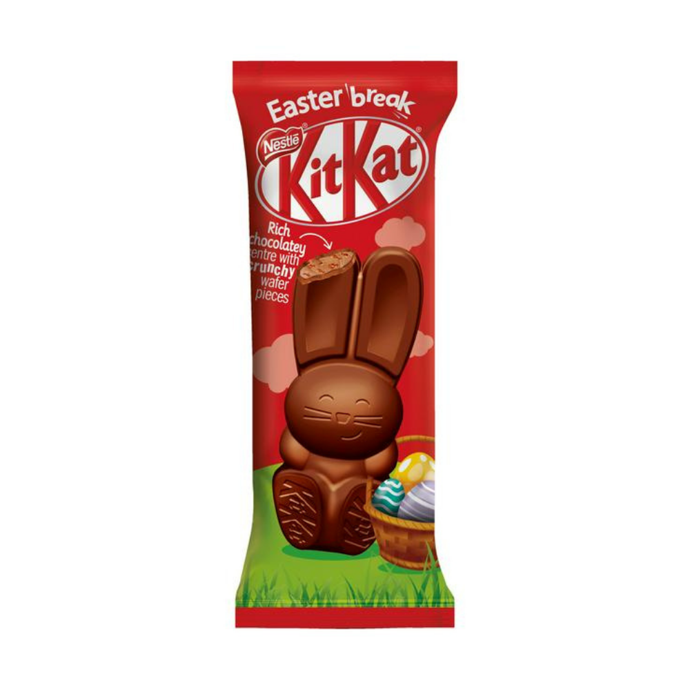 Kit Kat Chocolate Bunny 29g