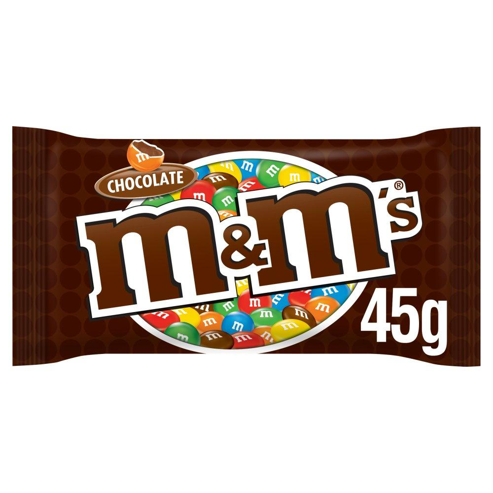 M&Ms Chocolate 45g