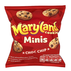 Maryland Chocolate Chip Cookies 40g