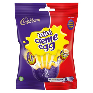 Cadburys Creme Egg Minis Bag 89g