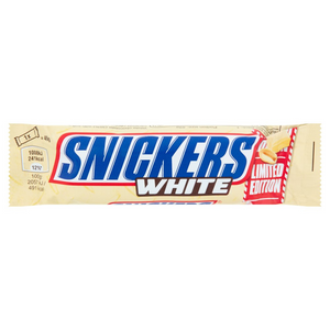 Snickers White 49g LIMITED EDITION