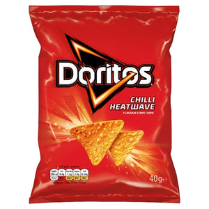 Doritos Chilli Heatwave 40g