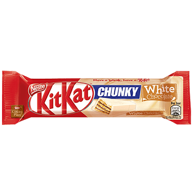 Kit Kat Chunky White Chocolate 40g