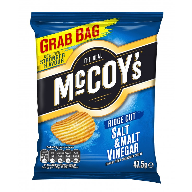 McCoys Salt and Vinegar