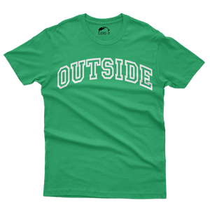 OUTSIDE TEE - GREEN