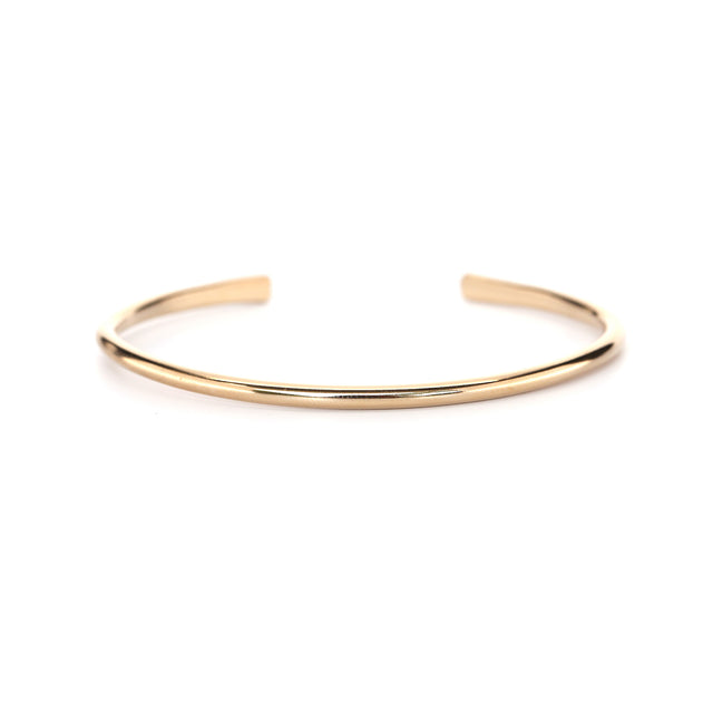 Gold Cuff Braclet