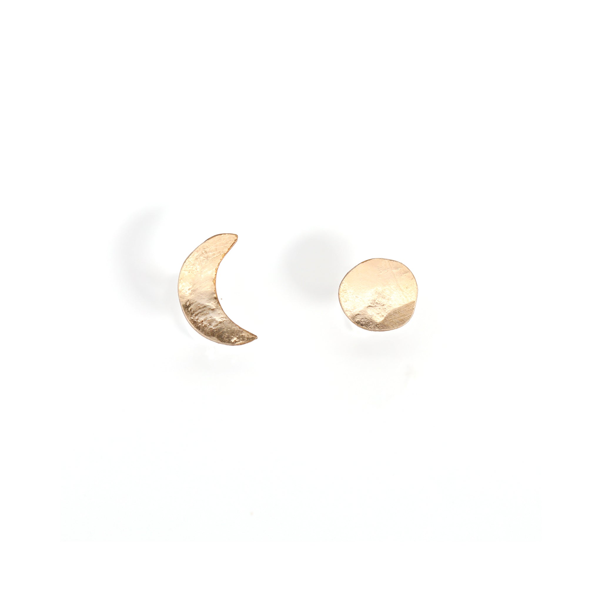 Mixed Moon Phases Earrings