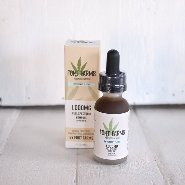 Fort Farms CBD Tincture
