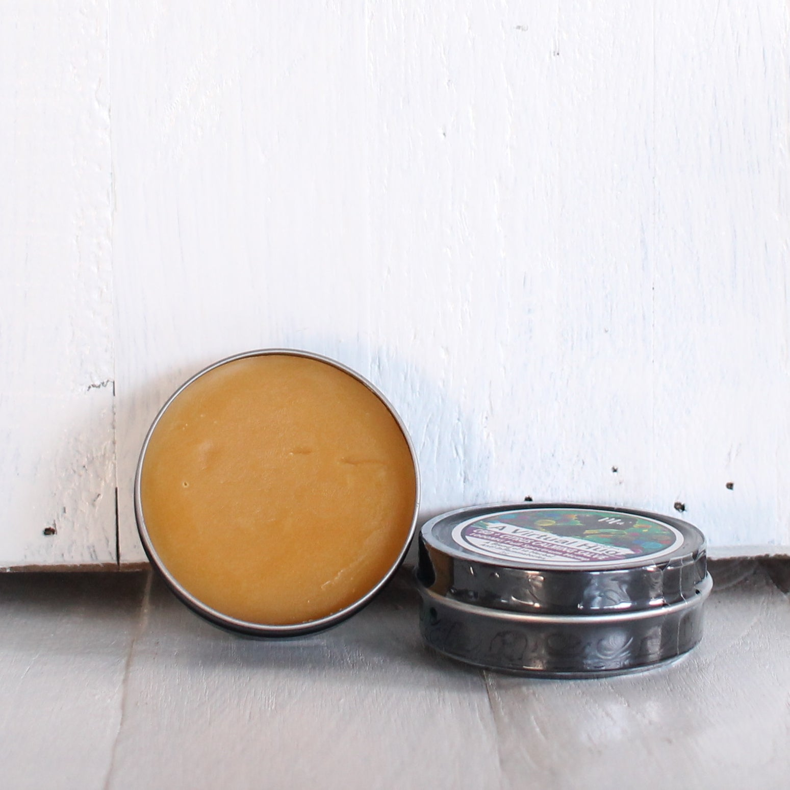 A Virtual Hug: CBD + Citrus Calming Salve