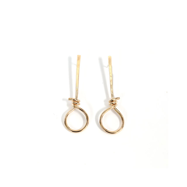 Lasso Earrings